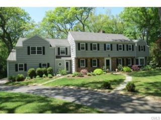 5 BR,  3.50 BTH  Colonial style home in New Canaan